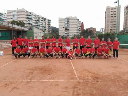 Curs de Tècnic Nivell 1 en Tennis. Docència i Recerca Federació Catalana de Tennis