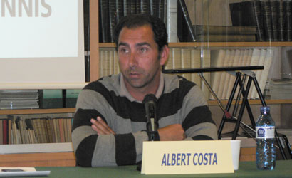 Albert Costa.