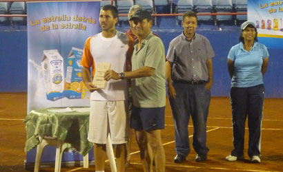 Sergio Gutierrez, Campió de l'ITF Futures de Panama City 2012