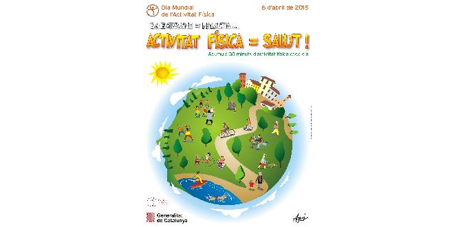 6 d'abril | Dia Mundial de l'Activitat Física