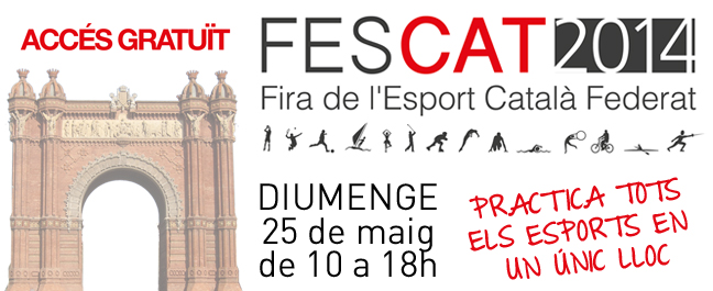 FESCAT 2014 | 2a Fira de l'Esport Federat