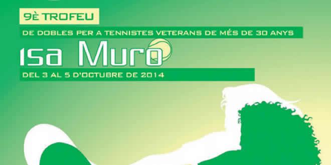 Del 3 al 5 octubre | 9è Trofeu Isa Muro