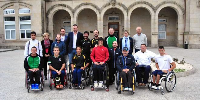Catalunya queda tercera en el Campionat d'Espanya de tennis en cadira de rodes per Comunitats Autònomes