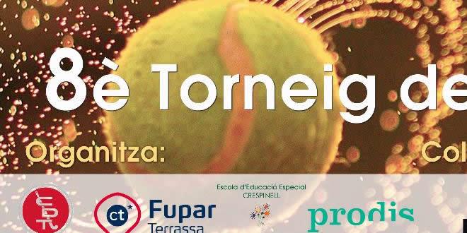8è Campionat de Tennis Adaptat