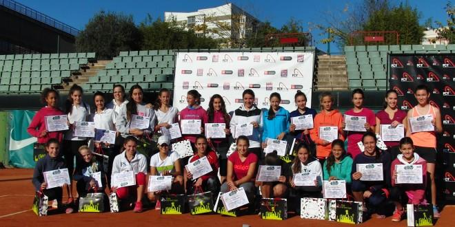 PROGRAMA DEFINITIU: Primera Jornada Tècnica de Tennis Femení a Sant Joan Despí | 20 desembre 2014