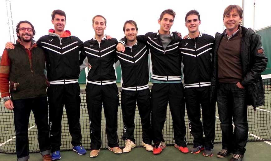 El CT Lleida, campió d'Espanya absolut per equips categoria C