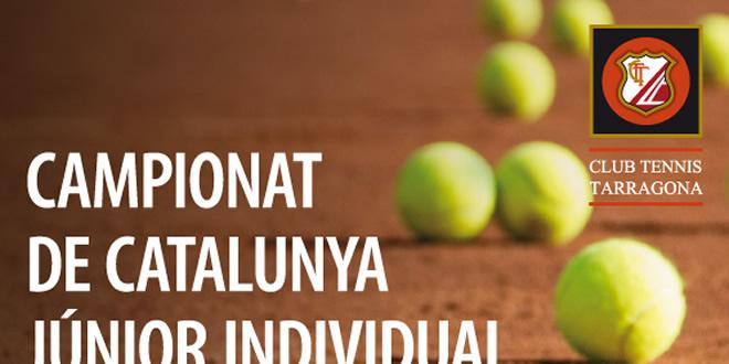 CT Tarragona | Campionat de Catalunya Júnior Individual i Dobles