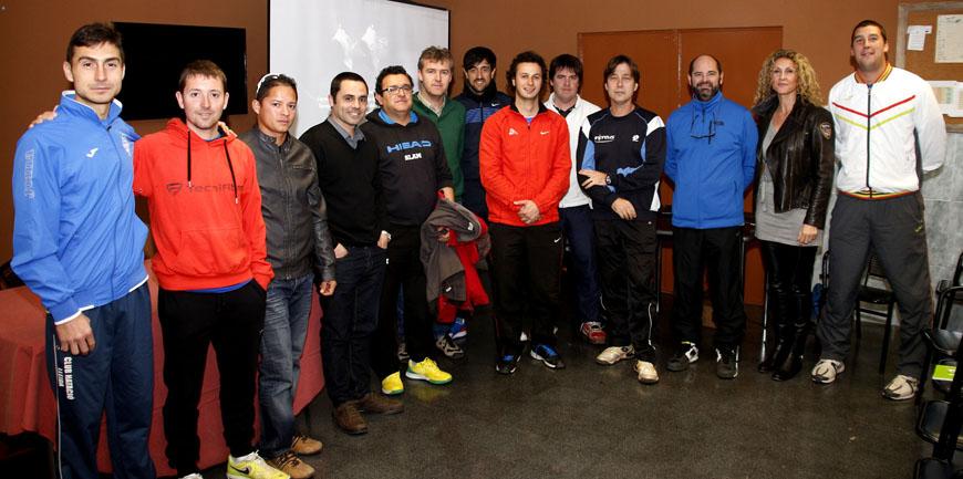 La Federació fa una trobada d'entrenadors a Lleida