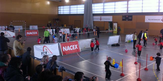 Jornada d'Iniciació Esportiva a Vacarisses