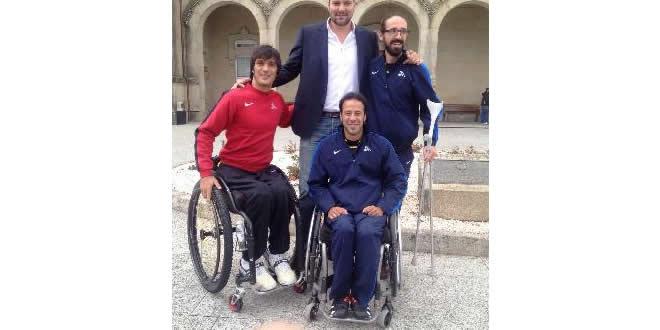 Quico Tur, Jose Coronado i Francesc Prat, han estat seleccionats per formar part dels Programes ARC