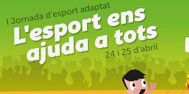 I Jornada d'Esport Adaptat a Sant Joan de Déu