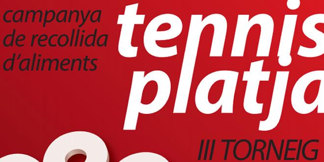 "Torneig Solidari Tennis Platja ""Pro Càritas"""