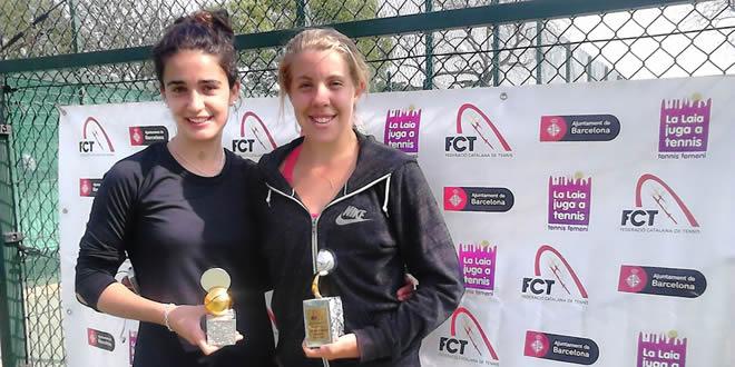 Pol Vaquero i Natalia Serrano s'emporten la victòria en Circuit Absolut de la FCT