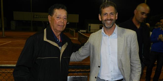 """Homenatge al coach més històric, William """"Pato"""" Álvarez"""