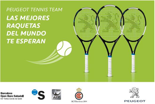 Clínic Peugeot Open Banc Sabadell Godó 2015 | Diumenge 19 abril