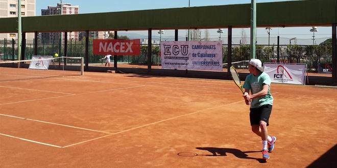 En marxa el II Campionat de Catalunya de Tennis Universitari FCT-ECU 2015