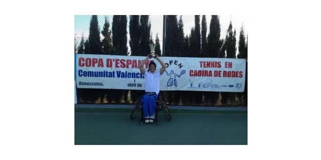 Quico Tur guanya el XVIII Open Comunitat Valenciana