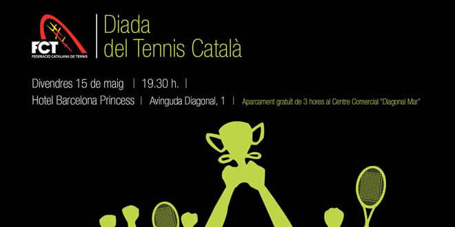 Divendres 15 de maig | Diada del Tennis Català