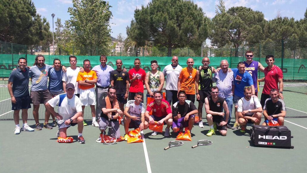 III Torneig de Tennis Interpenitenciari a la FCT