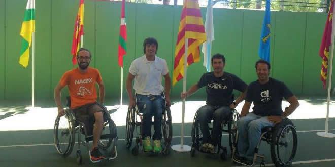 Jose Coronado participa en el V Open Internacional La Rioja