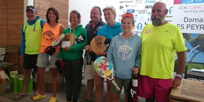 Alba Gamell i Ana Salas, finalistes en el ITF G3 de Frontignan