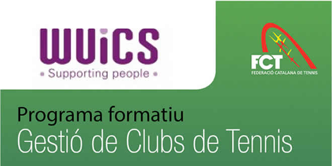 Programa Formatiu Gestió de Clubs de Tennis