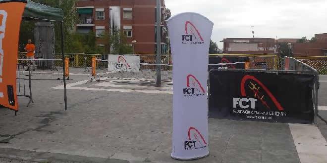 La FCT participa en una nova edició d'Esport en Família a la Rambla del Carmel