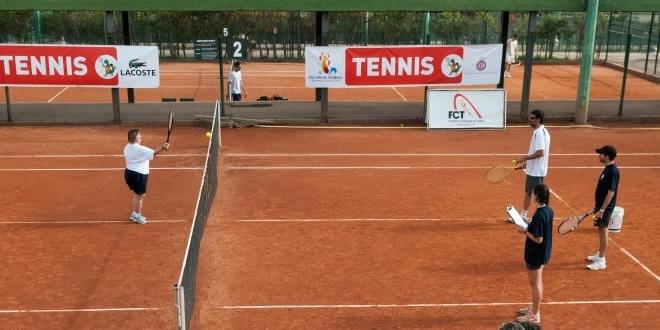 Escola de Tennis per a persones amb Discapacitat Intel•lectual FCT – ACELL