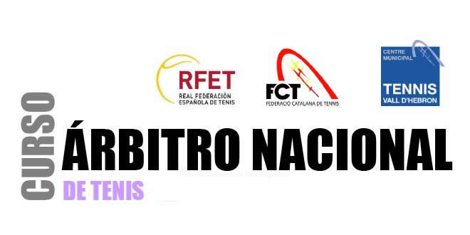Noves Dates del Curs Àrbitre Nacional Barcelona | 1    i    2 de desembre