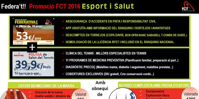 Promoció 2016 Esport i Salut