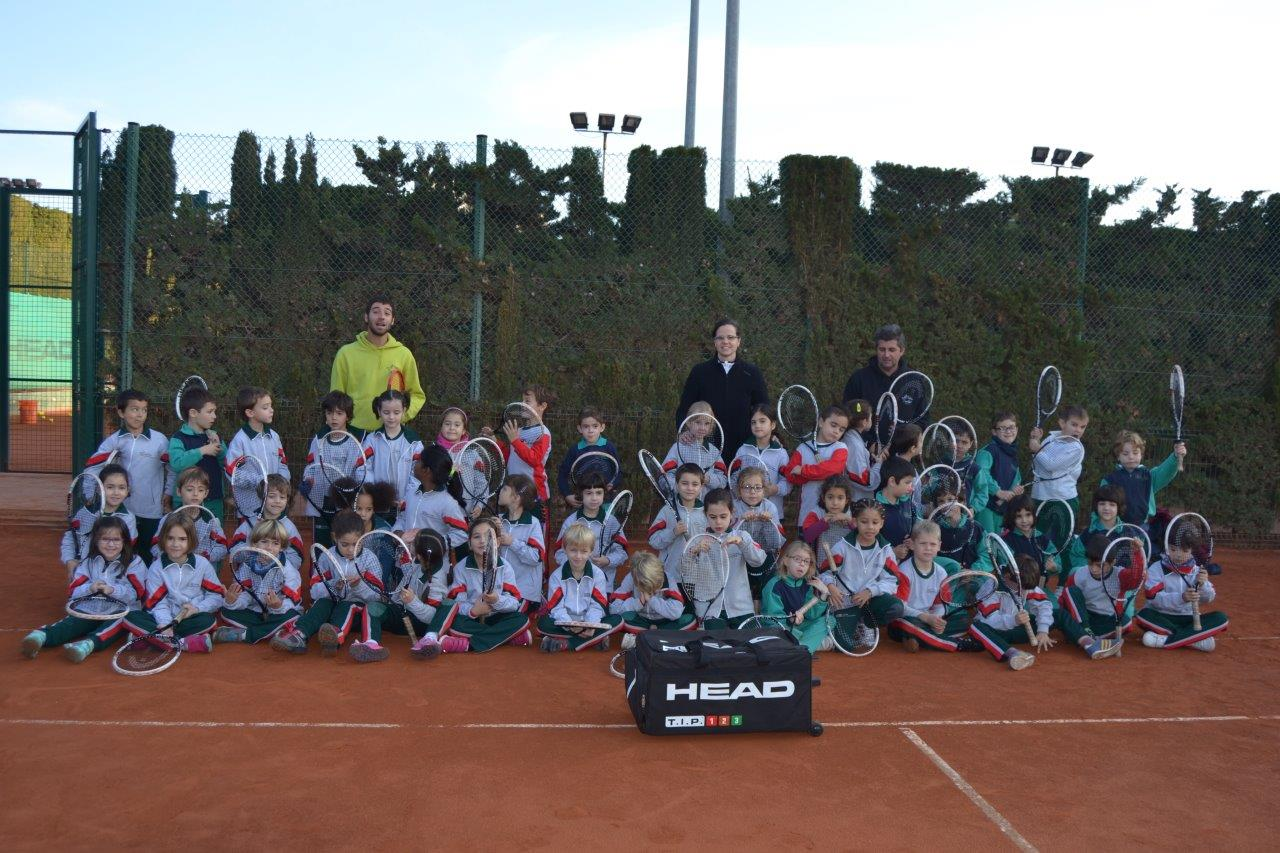 """La Laia juga al tennis"" – FCT – David Lloyd Club Turó"