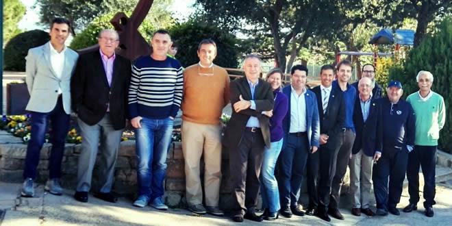 El Senat del Tennis català posa les bases per la reforma dels seus nous estatuts al CT Manresa