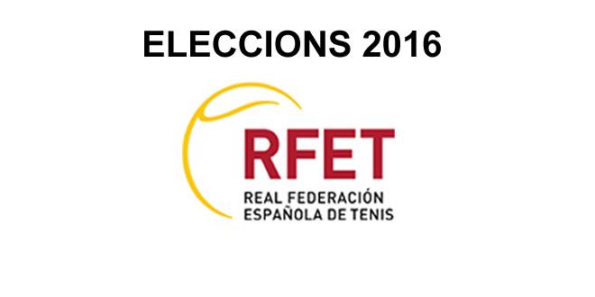 INFORMACIÓ ELECCIONS ASSEMBLEA RFET