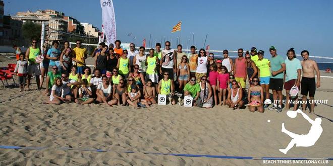Rodríguez-Filella y Gamell-De Toro, guanyadors de la darrera prova ITF El Masnou Circuit