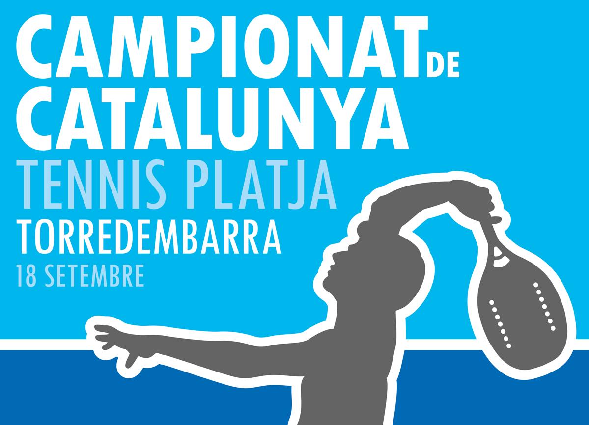Campionat de Catalunya de Tennis Platja