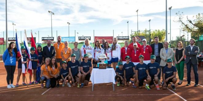 Lleida corona Rússia com a campiona de l'Europeu Sub 18 de Seleccions – Copa de la Reina