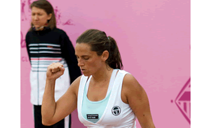 """Vinci y Schiavone jugarán la final italiana del """"Barcelona Ladies Open"""""""