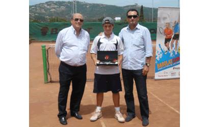 Robert Herrera, campeón de la Babolat Cup