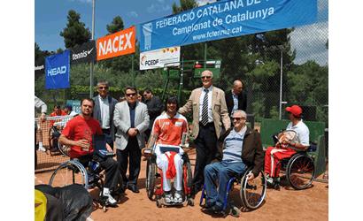 El català Quico Tur es va proclamar Campió de Catalunya de tennis