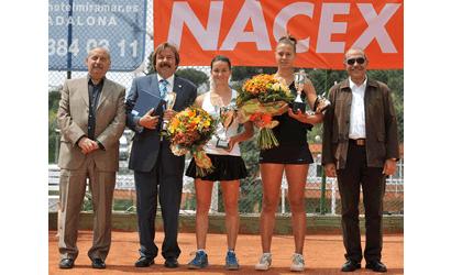 Lara Arruabarrena guanya l'ITF de Badalona