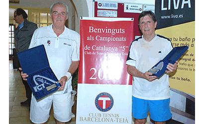 """Campionat de Catalunya Sènior """"5"""""""