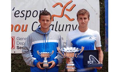 Steven Díez, campeón del XVII Trofeo Ciudad de Balaguer