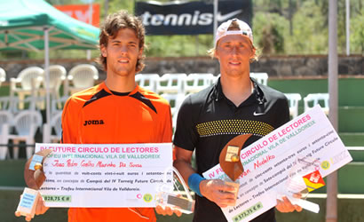 El portuguès Joao Sousa, campió a l'ITFde Valldoreix
