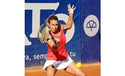 Laura Pous, finalista a l'ITF women's de Maribor