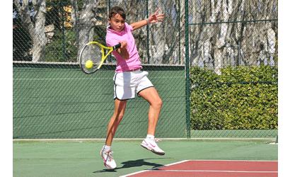 Julia Payola, Campiona de Catalunya Infantil