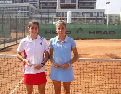 Maria Pujol i Judit Vives