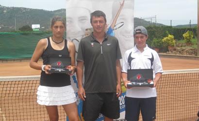 Herrera i Uspensky, Campions de dobles al Campionat d'Espanya Infantil