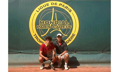 """Pol Toledo Campió del """"Mondial Paris Cadets 2010"""""""