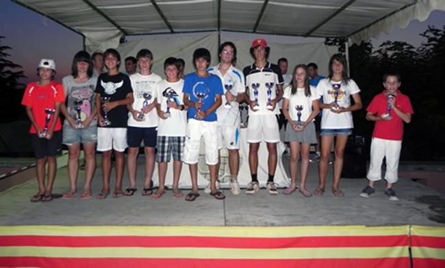 Circuit Juvenil d'Estiu al CT Urgell