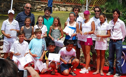 El circuit TTK Warriors al CE Vallpineda